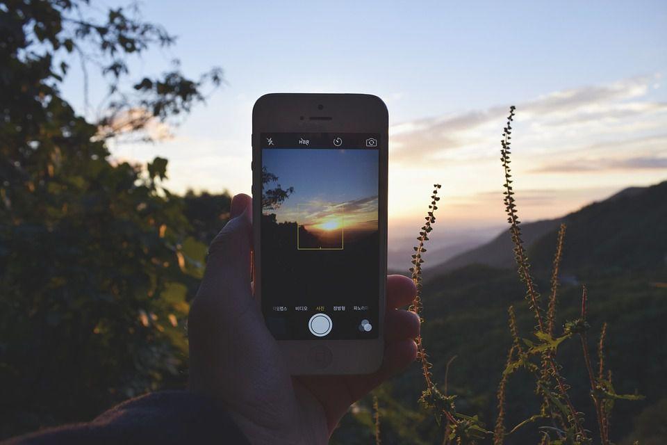 kamera moblinih telefona