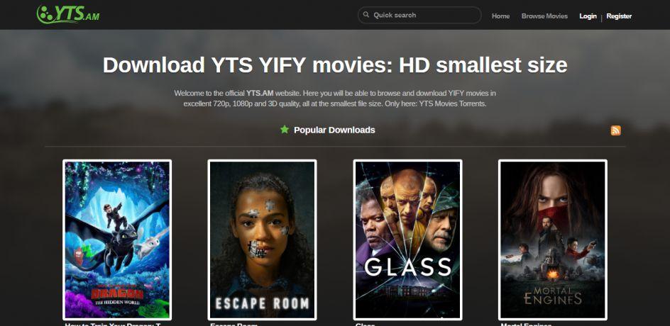 skidanje filmova sa utorrenta